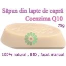 Sapun lapte capra cu Coenzima Q10